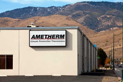 Ametherm New Building