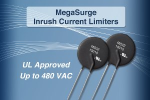 MegaSurge Inrush Current Limters