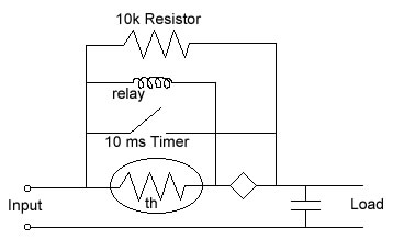 NTC Thermistor Thermal Time Constant
