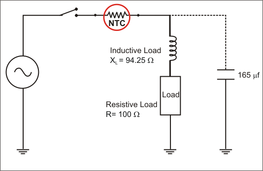 figure 8 design guidelines for a power factor correction (pfc) circuit ntc thermistor circuit diagram at gsmportal.co