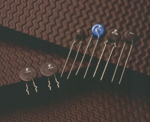 ... temperature or internally by self-heating resulting from current flowing through the device. Most of the practical applications of NTC thermistors are ...