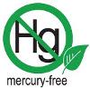 mercury-free