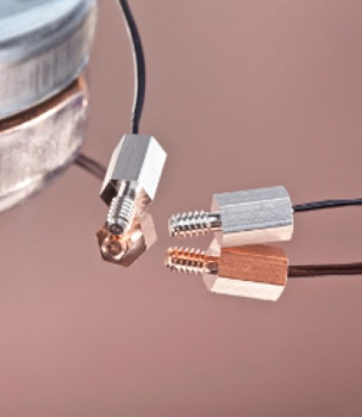 Thermistor Probe Assembly with Threaded Hex Nut
