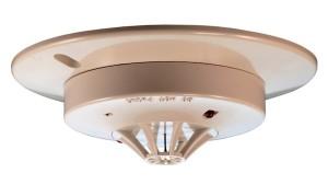 thermistor temperature detection fire alarm heat detection