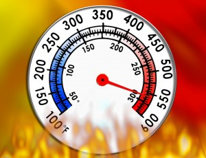 thermistor temperature detection heat