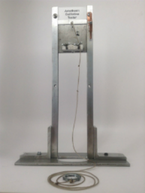 Thermal time constant Guillotine Testor