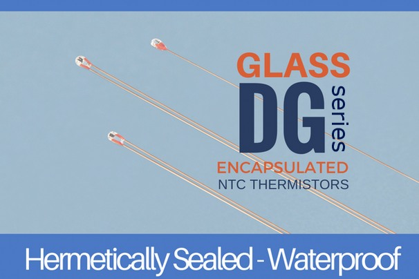 NTC Thermistor Glass Encapsulated series